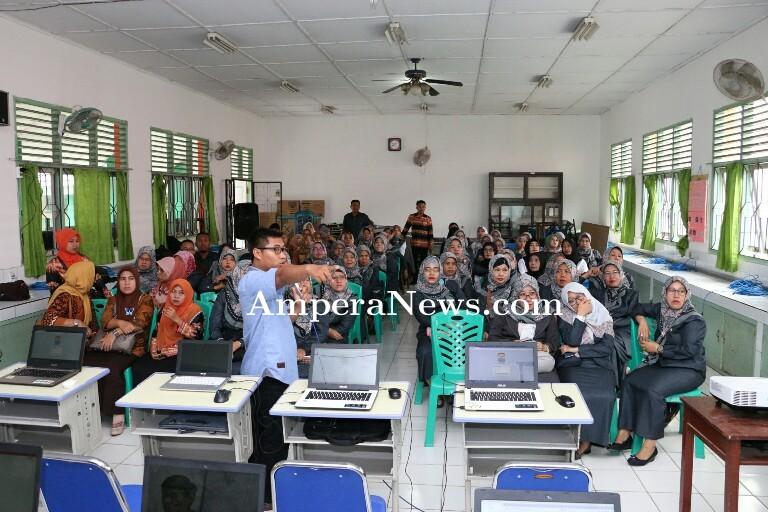 Hari Kedua Tes Guru Madrasah Berprestasi, Ada Peserta Was-was