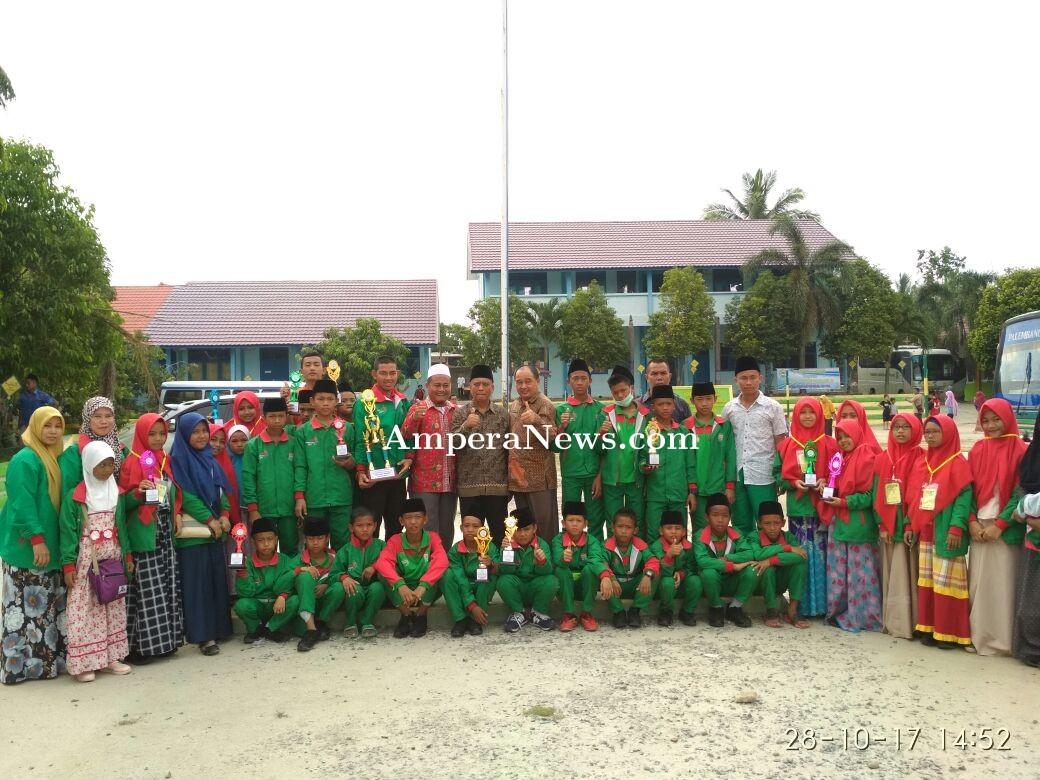 Istimewa, Palembang Juara Umum Porsadin di Prabumulih