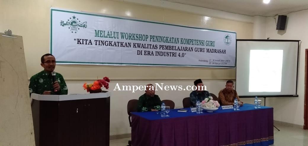 Pergunu Adakan Workshop Kompetensi Untuk Tingkatkan Kompetensi Guru