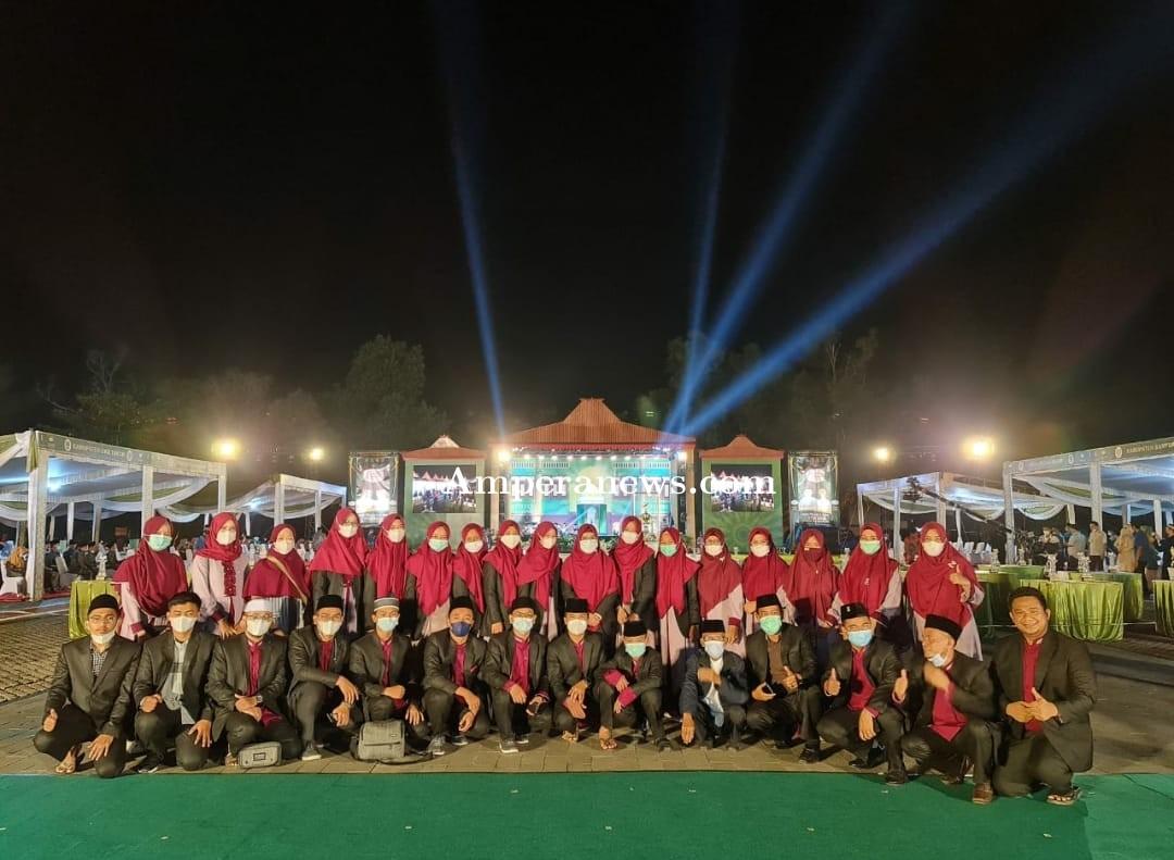 Lagi dan Lagi, Palembang Kembali Juara Umum STQH Sumsel 2021